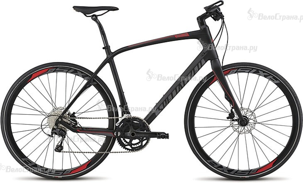 Велосипед Specialized SIRRUS EXPERT DISC CARBON (2015)