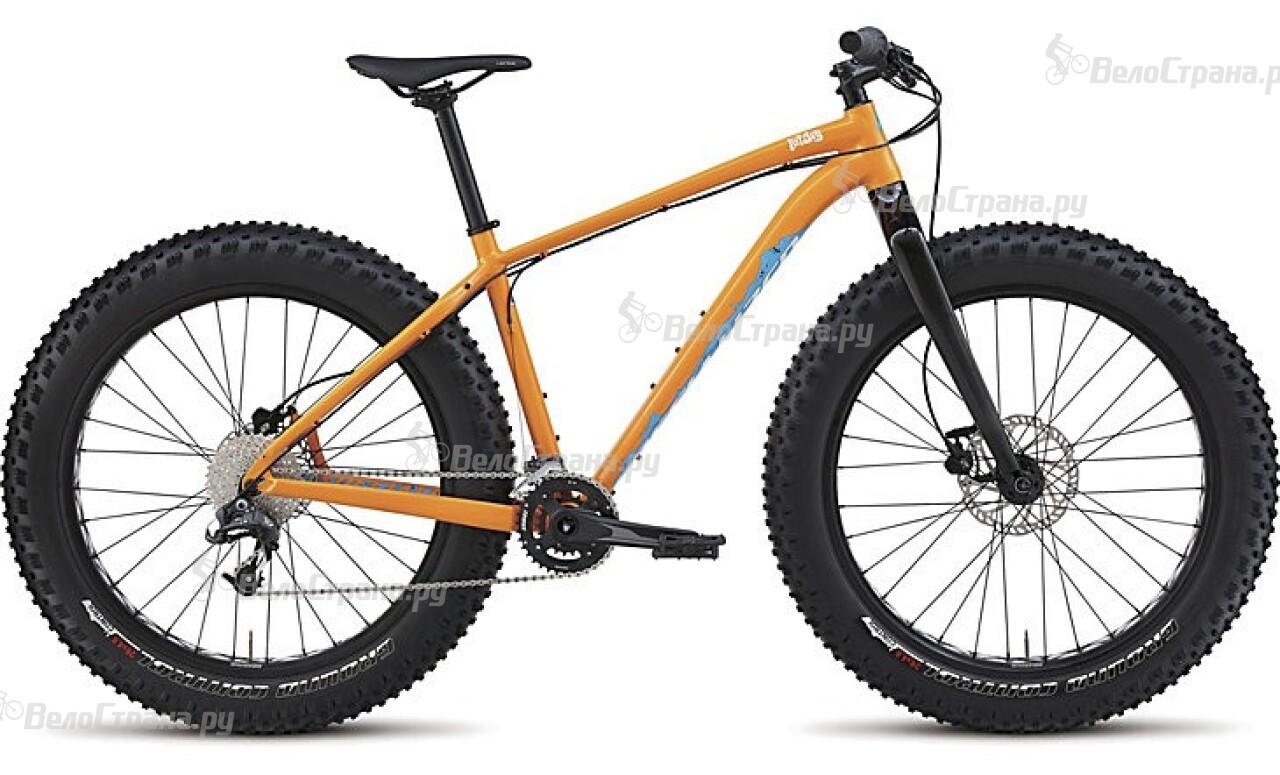 Фото Велосипед Specialized FATBOY (2015) 2015 csm360