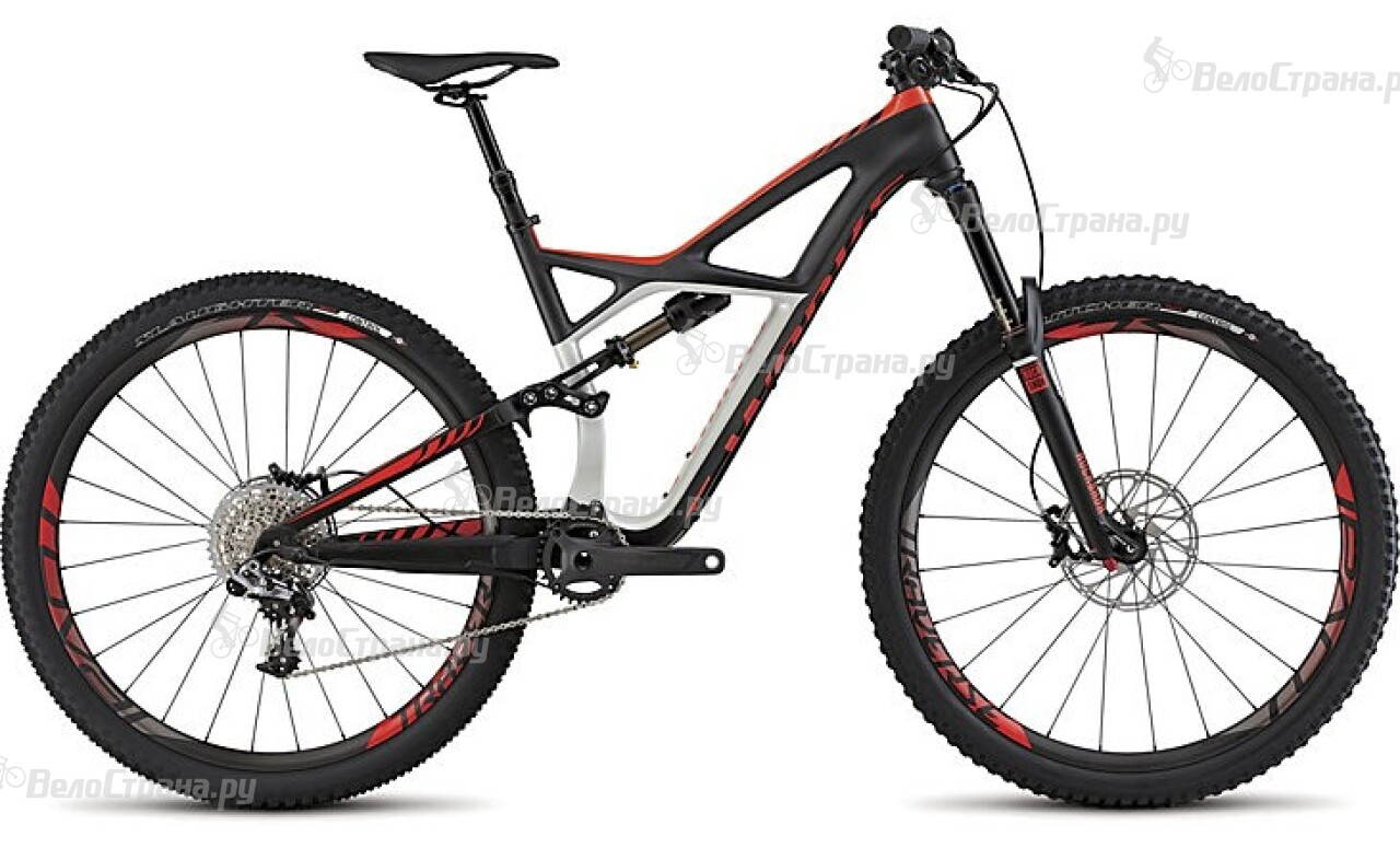 Велосипед Specialized S-WORKS ENDURO 29 (2015) однажды утром