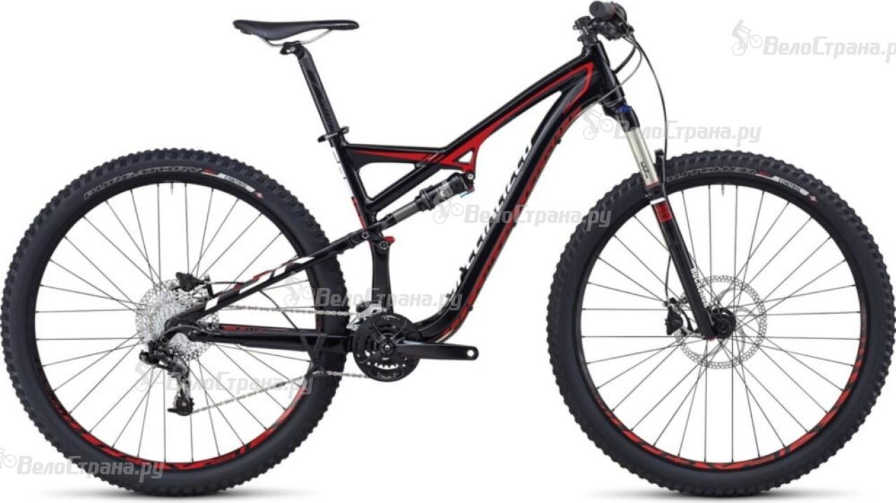 Велосипед Specialized CAMBER EVO 29 (2014) rockshox 2012 2014 lyrik solo air base plate scraper seal 180mm