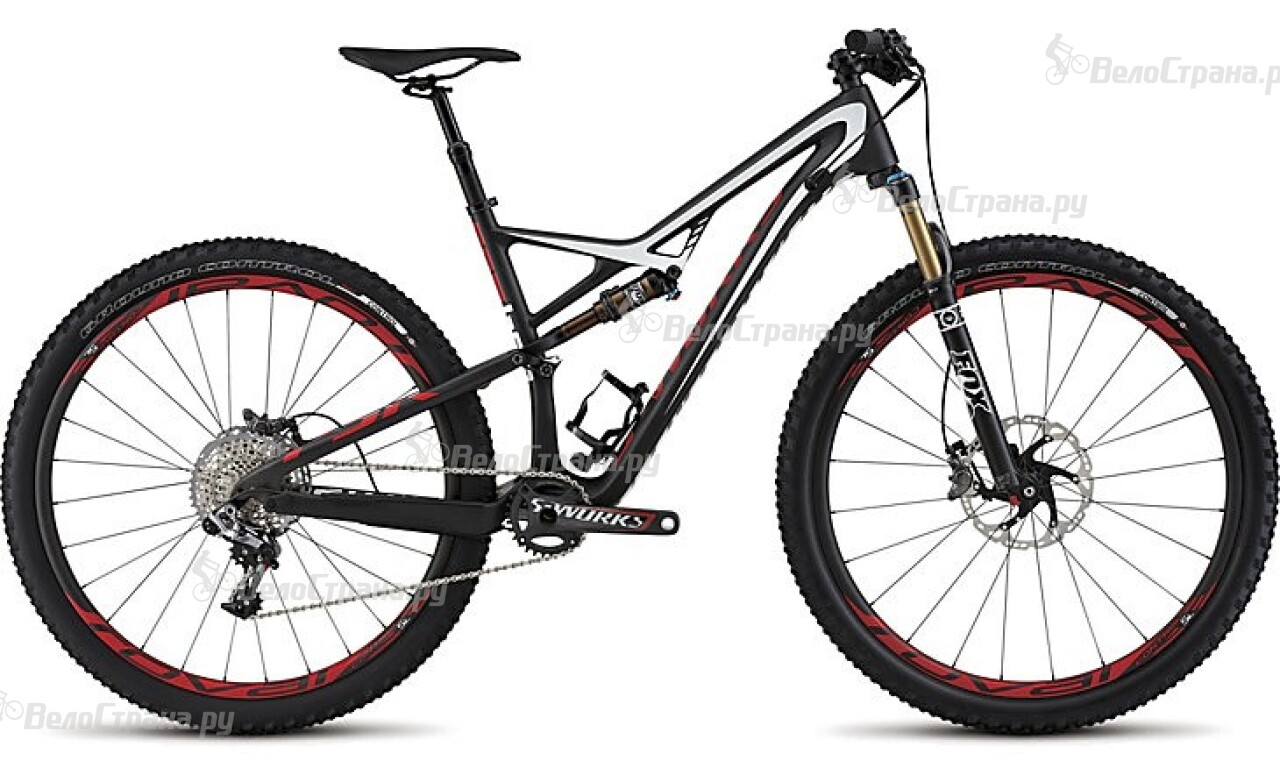 Велосипед Specialized S-WORKS CAMBER 29 (2015)