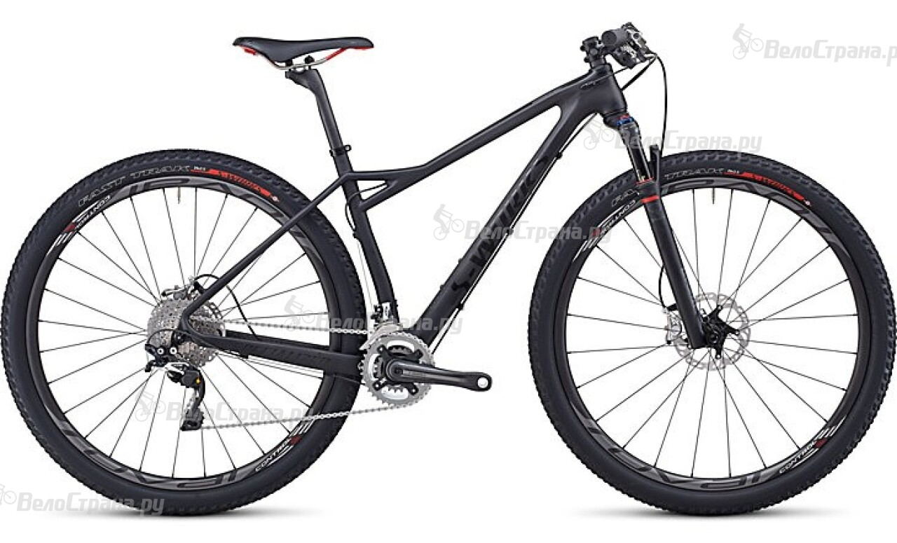 Велосипед Specialized S-WORKS FATE CARBON 29 (2014) le fate топ