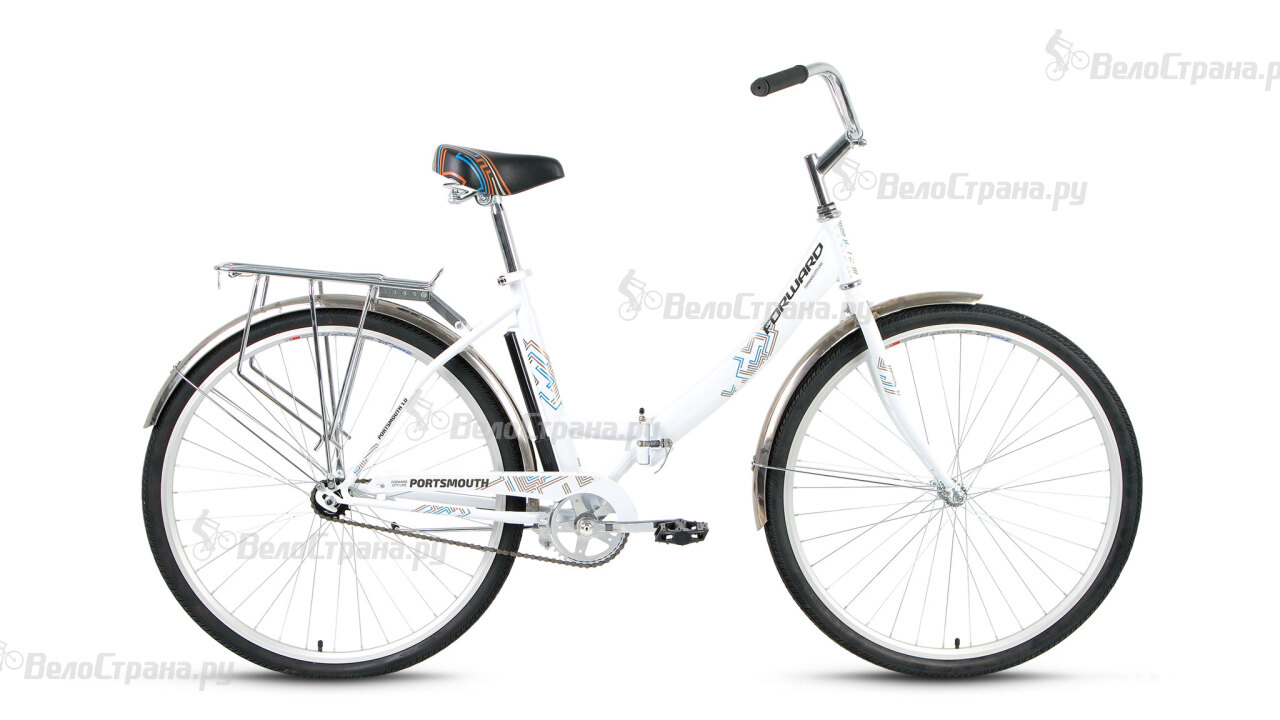 Велосипед Forward Portsmouth 1.0 (2016) велосипед forward portsmouth 2 0 2016