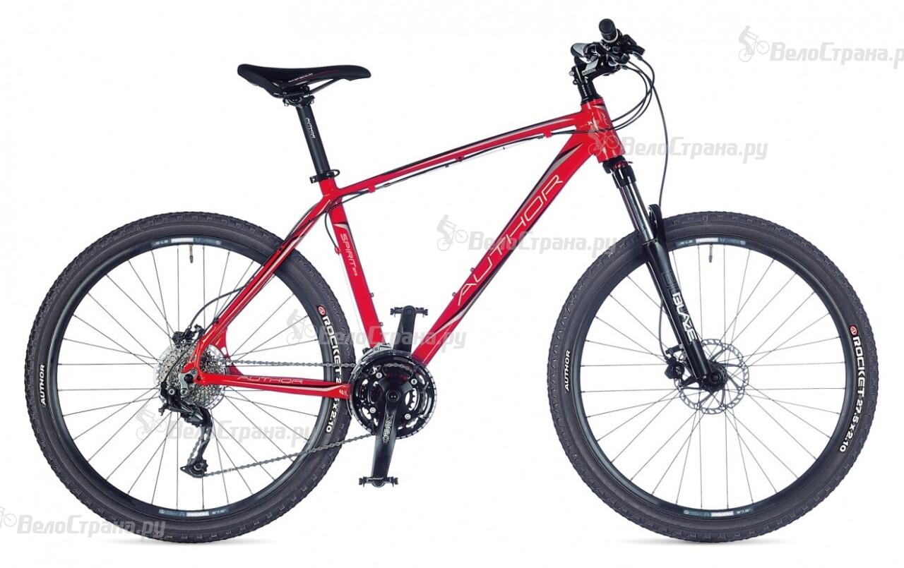 Велосипед Author Spirit 27 (2015)