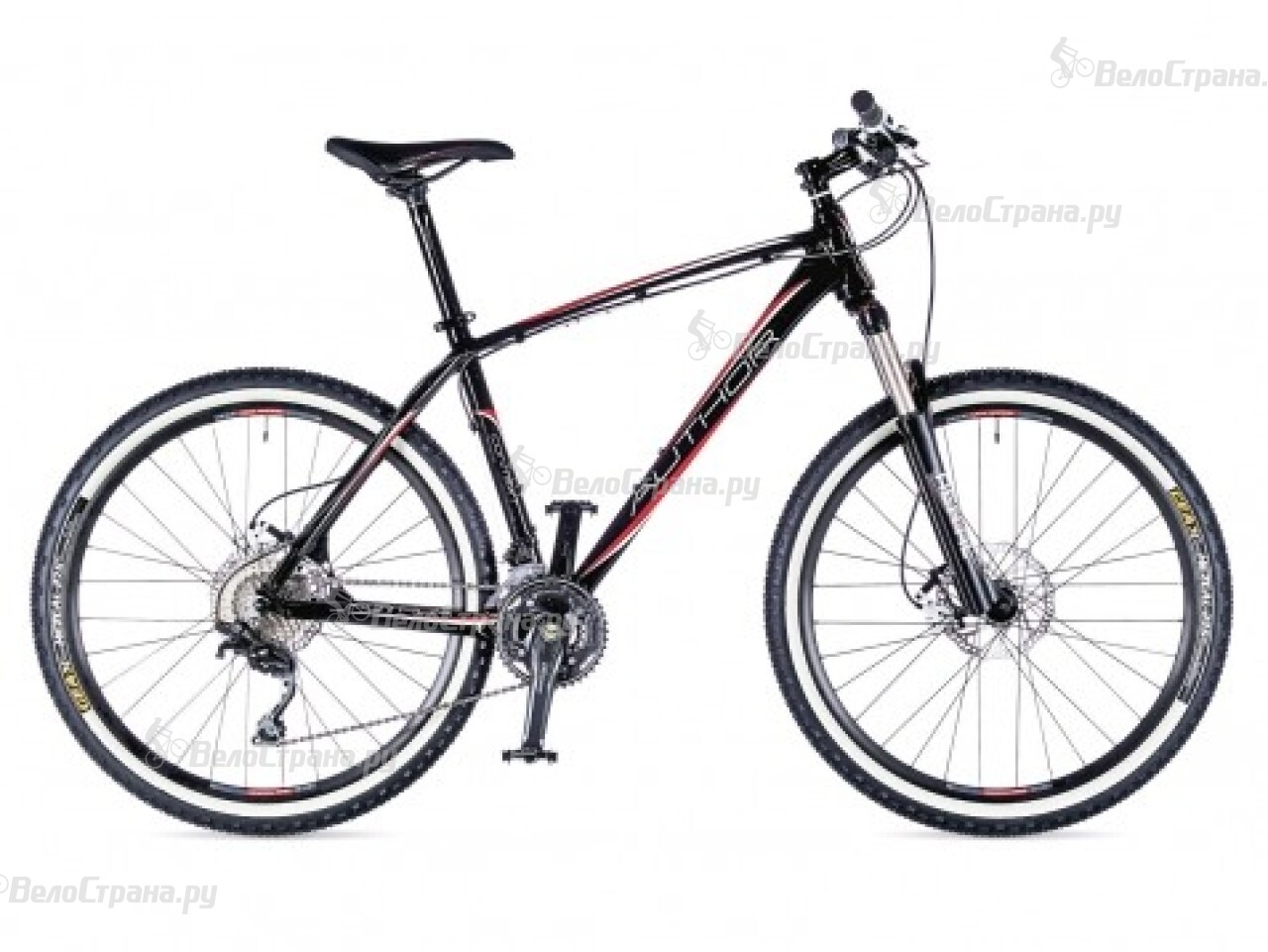 Велосипед Author Context 27 (2014)