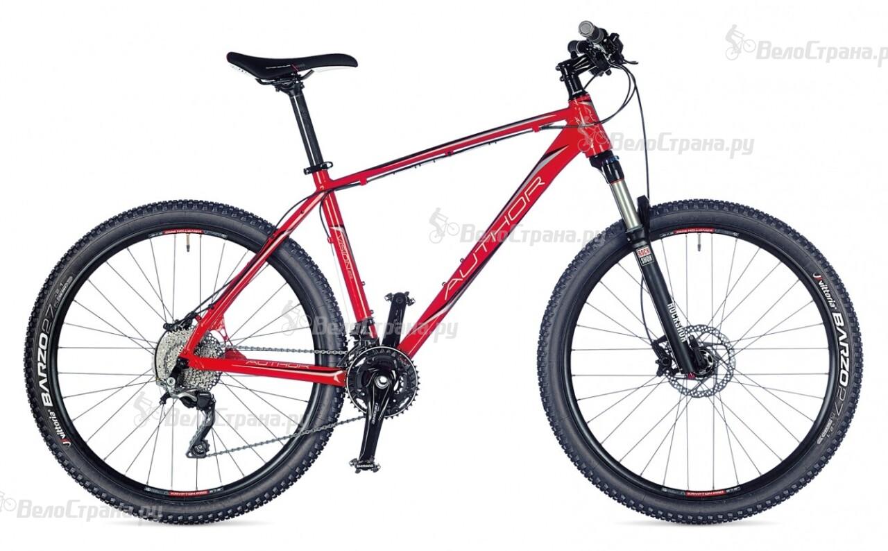 Велосипед Author Vision 27 (2015) велосипед author modus 27 2015