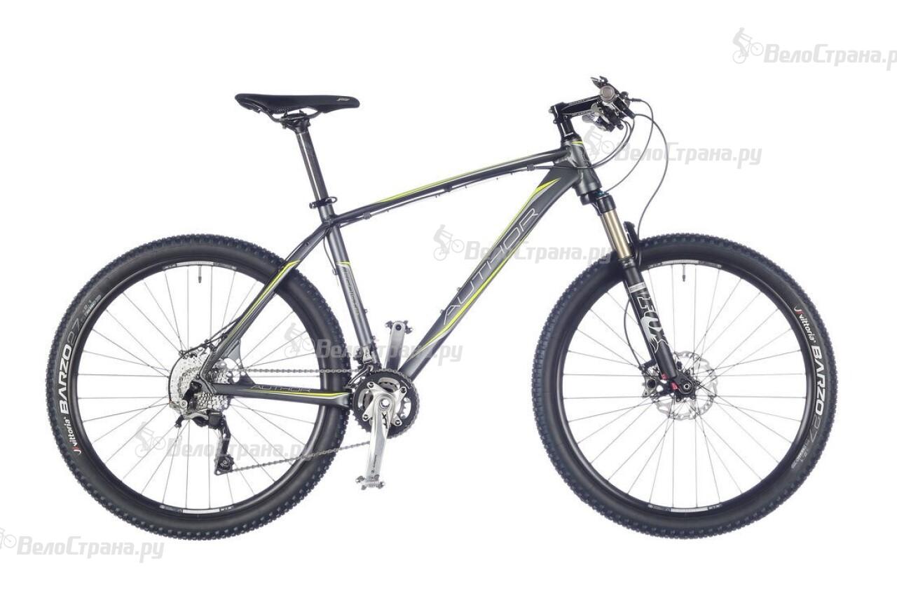 Велосипед Author Egoist 27 (2015) велосипед author modus 27 2015