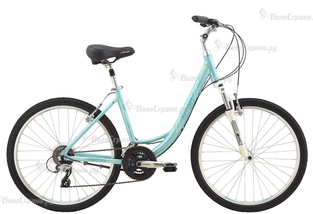 Велосипед Smart CITY LADY (2014) велосипед altair city high 28 19 2015 dark blue