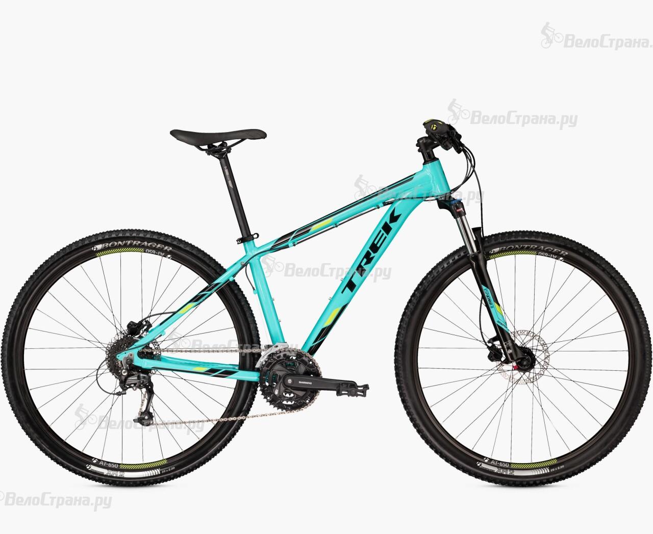 Велосипед Trek Marlin 7 27,5 (2016) велосипед trek marlin 5 29 2016