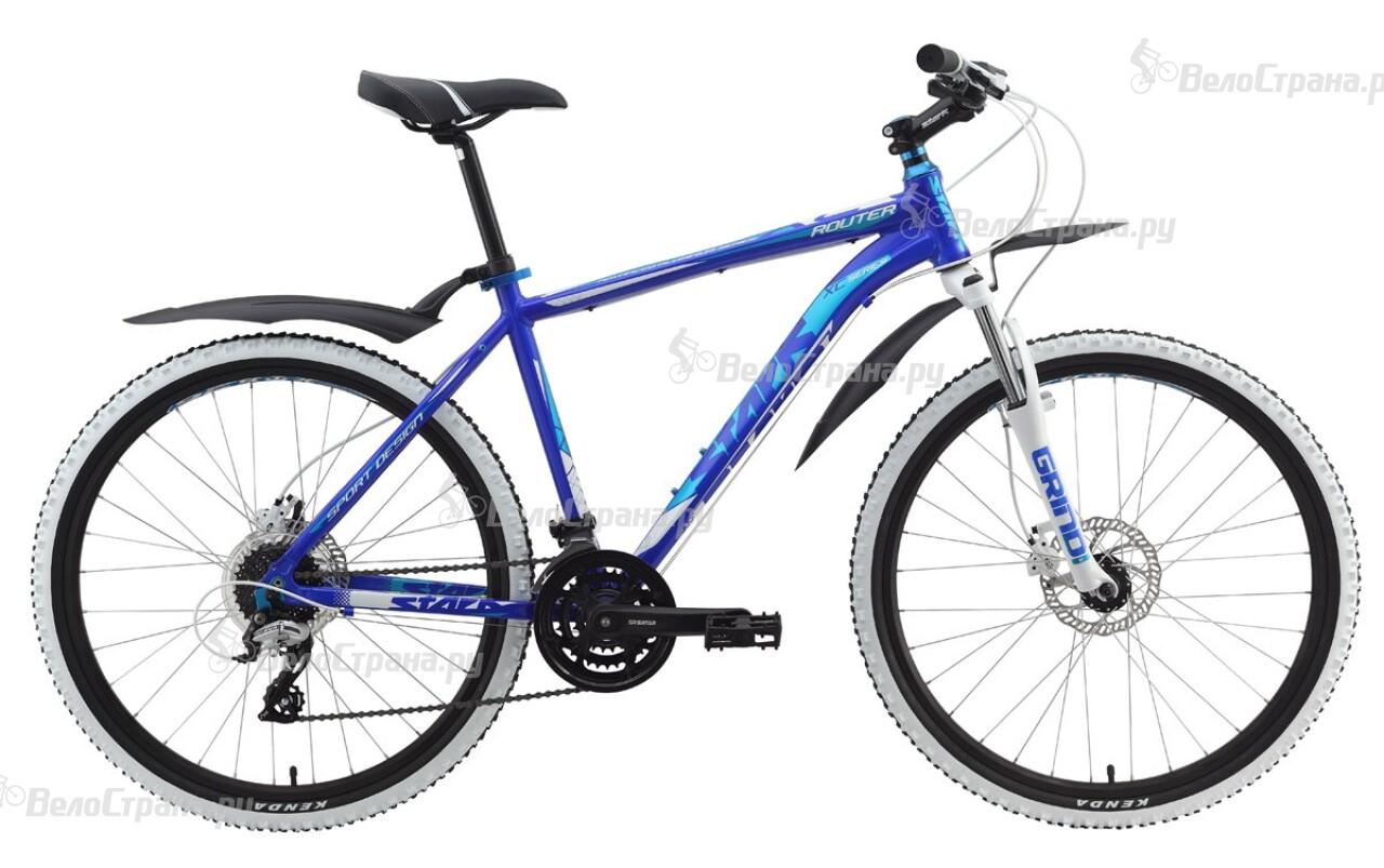 Велосипед Stark Router HD (2014)