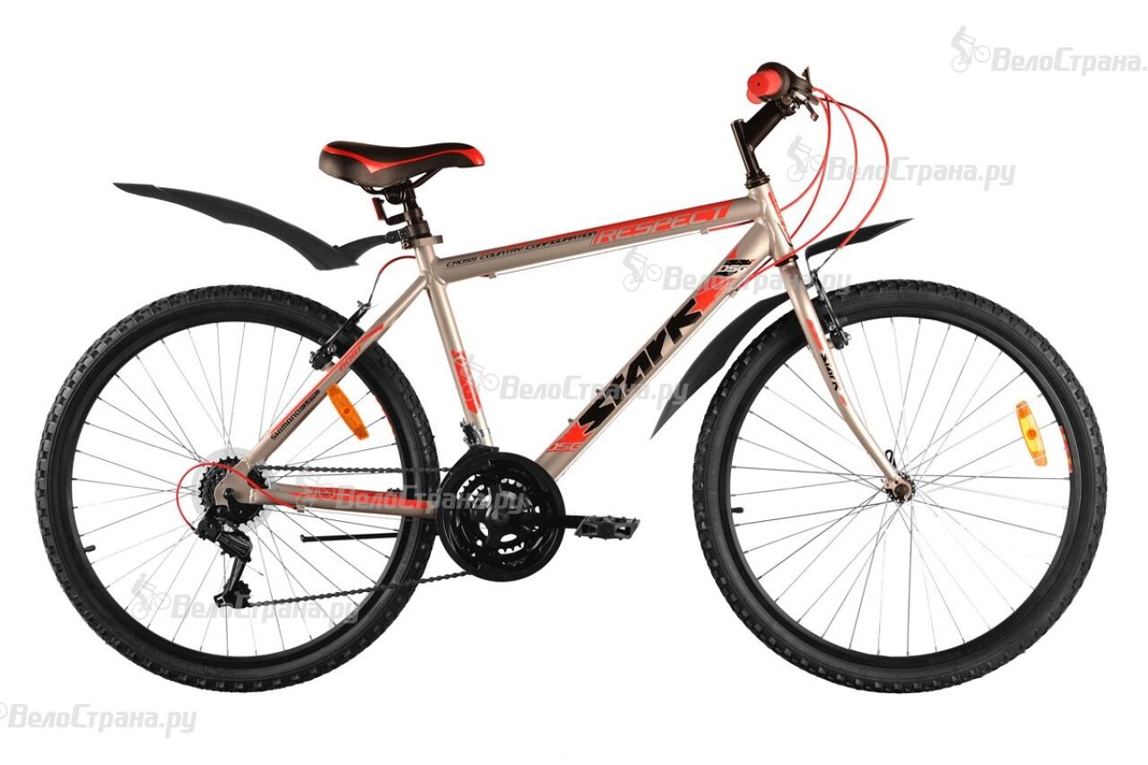 цена Велосипед Stark Respect (2014) онлайн в 2017 году