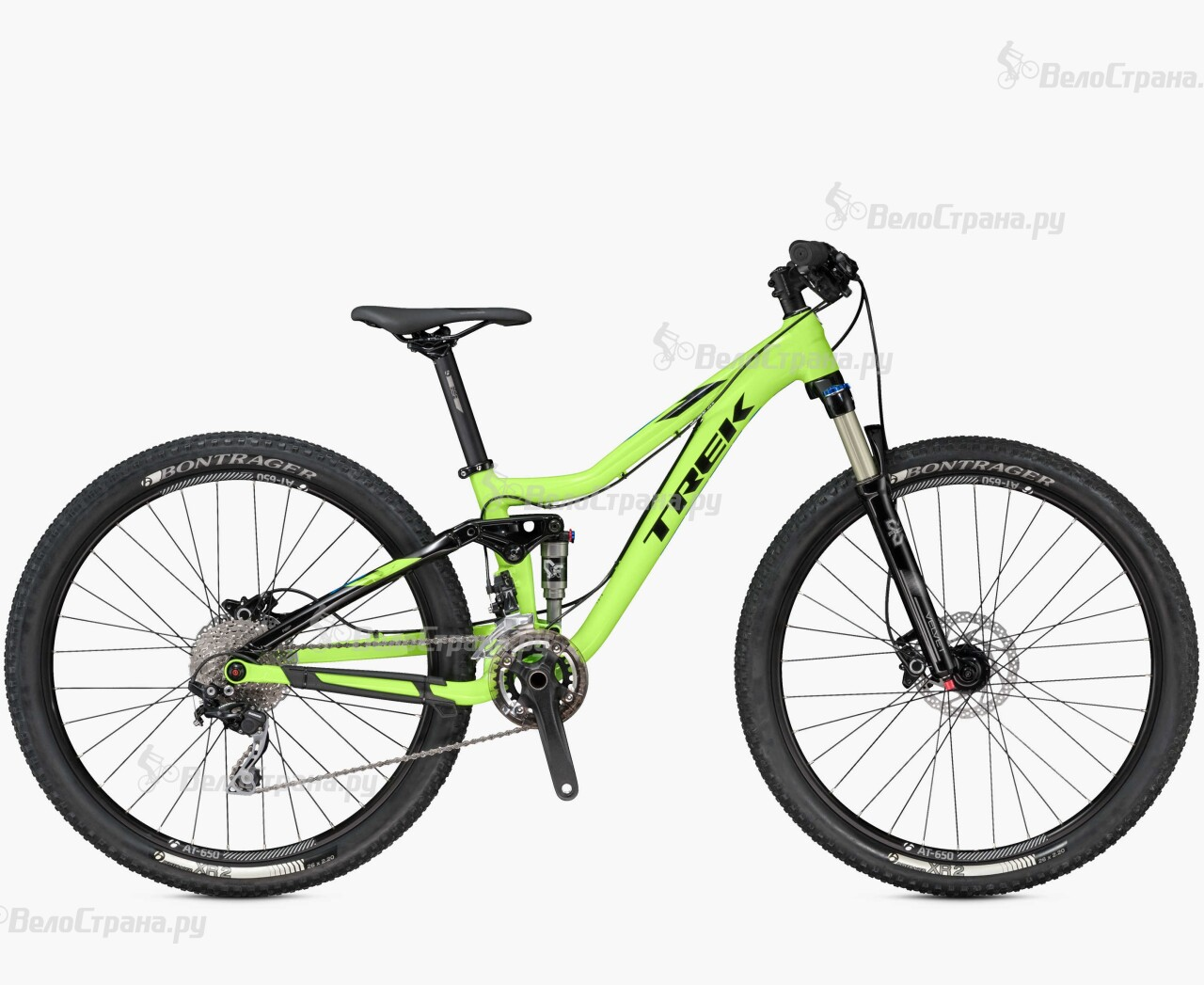 Велосипед Trek Fuel EX Jr (2016) велосипед trek fuel ex 9 29 2017