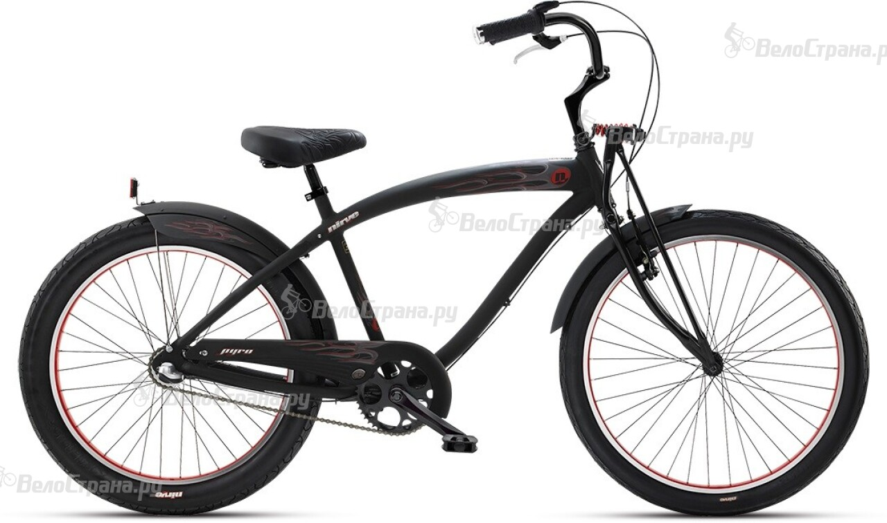 Велосипед Nirve Pyro (2015)