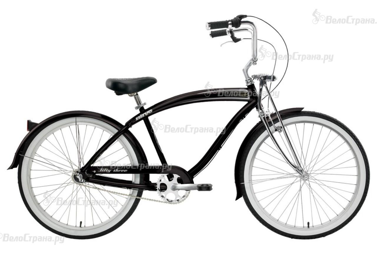 Велосипед Nirve Fifty-Three 3sp (2014) велосипед stels navigator 150 3sp 2016