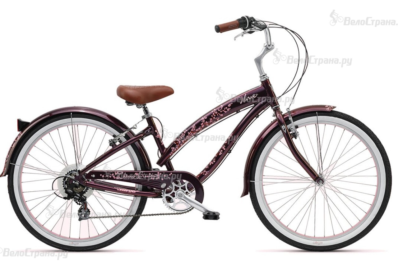 Велосипед Nirve Cherry Blossom 7sp (2015)