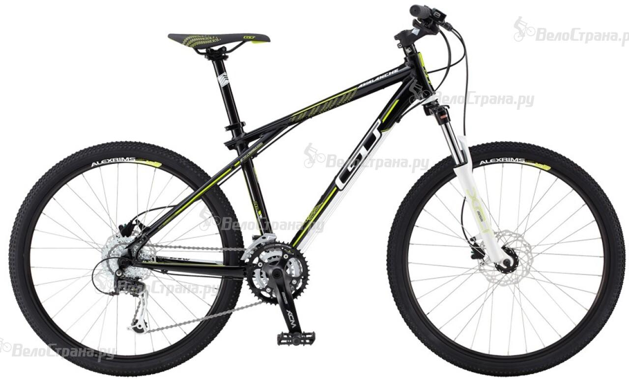 Велосипед GT Avalanche Sport Gtw (2014) велосипед gt karakoram sport 2014