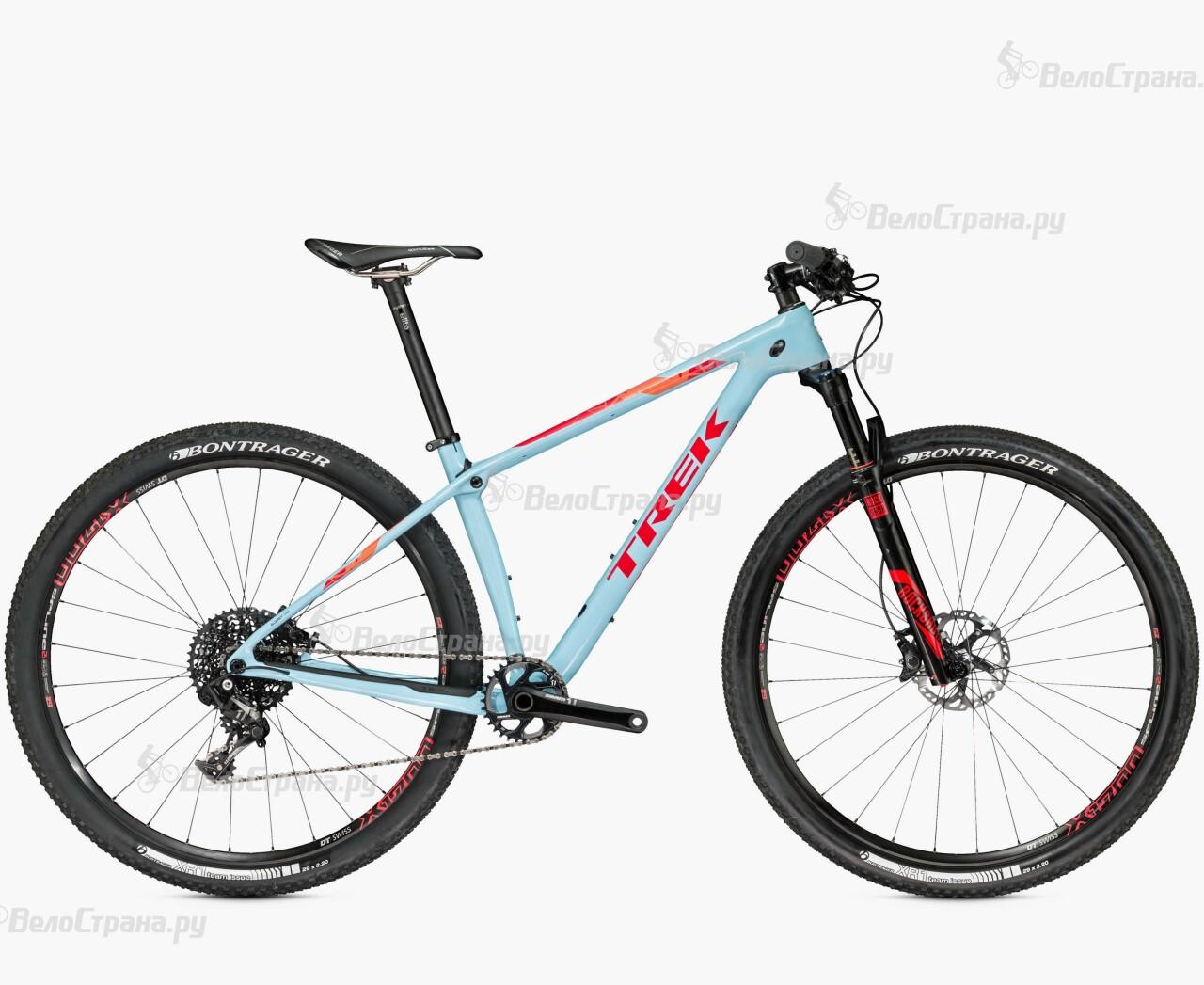 Велосипед Trek Procaliber 9.8 SL 27,5 (2016)