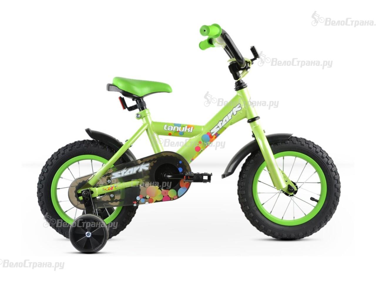 Велосипед Stark Tanuki 14 (2013) велосипед stark tanuki 14 boy 2017