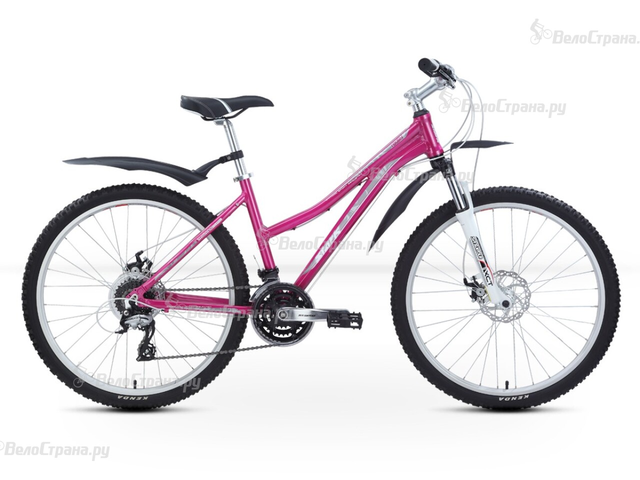 Велосипед Stark Router Lady Disc (2013)