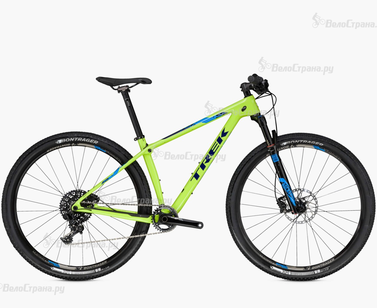 Велосипед Trek Procaliber 9.7 SL 29 (2016) makita df010dse