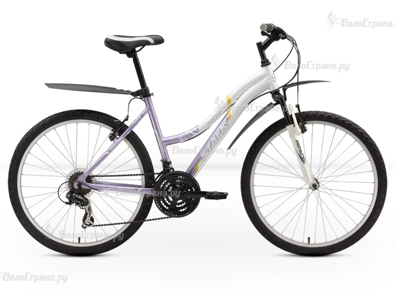 Велосипед Stark Indy Lady (2013) велосипед stark indy single 2016