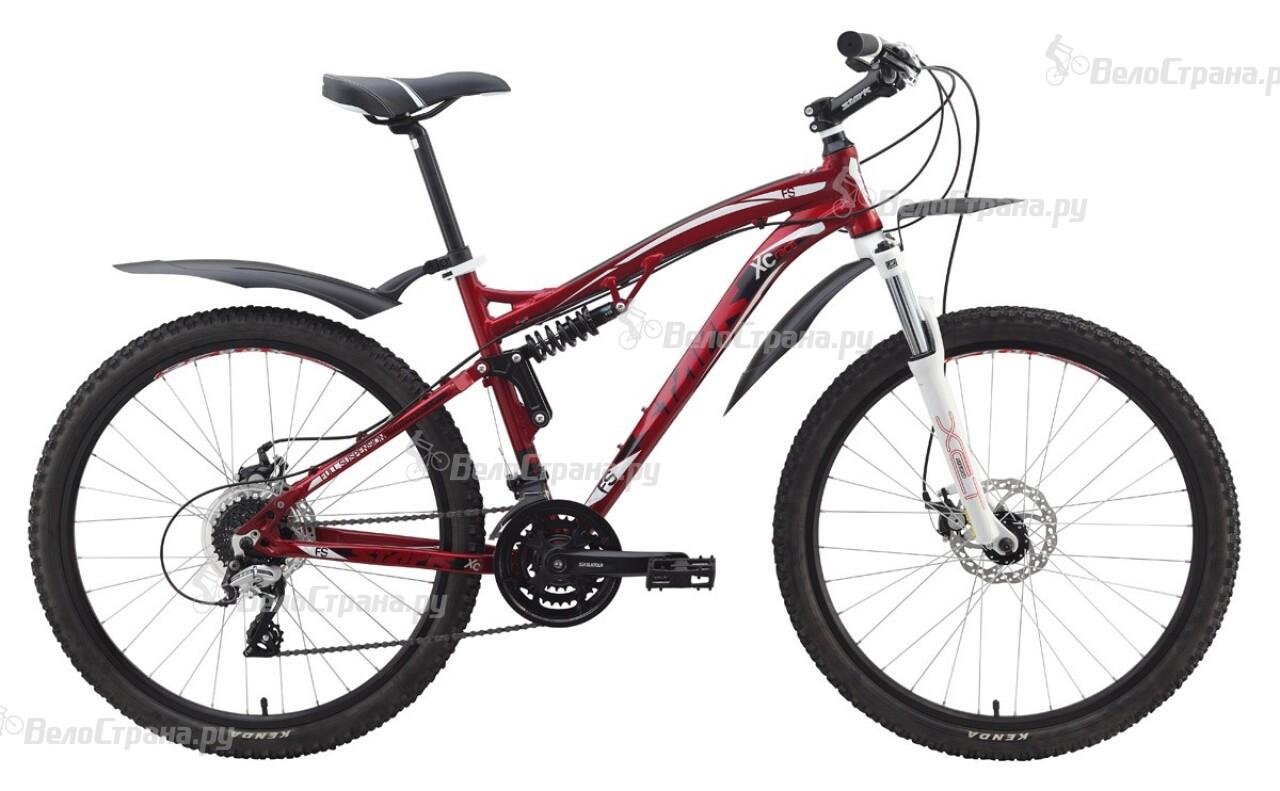 Велосипед Stark Stinger Disc (2014) велосипед stark indy disc 26 2016