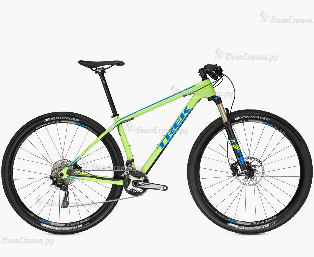 Велосипед Trek Superfly 9.7 29 (2016) велосипед trek marlin 4 29 2017