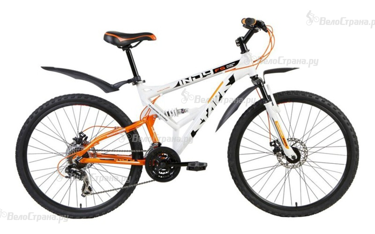 Велосипед Stark Indy FS Disc (2013)