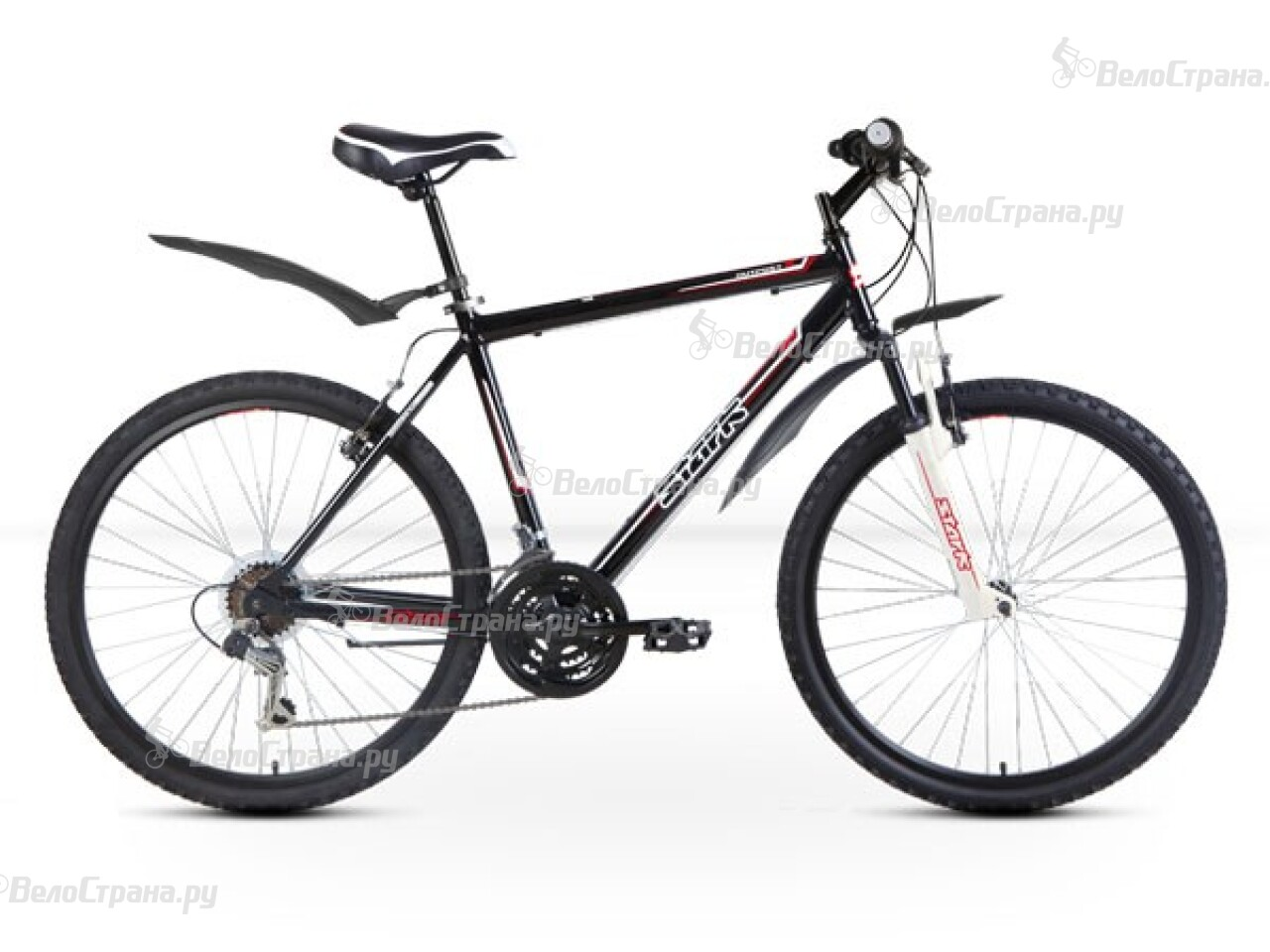 Велосипед Stark Outpost (2013) велосипед stark outpost 26 1 d черно зеленый 16