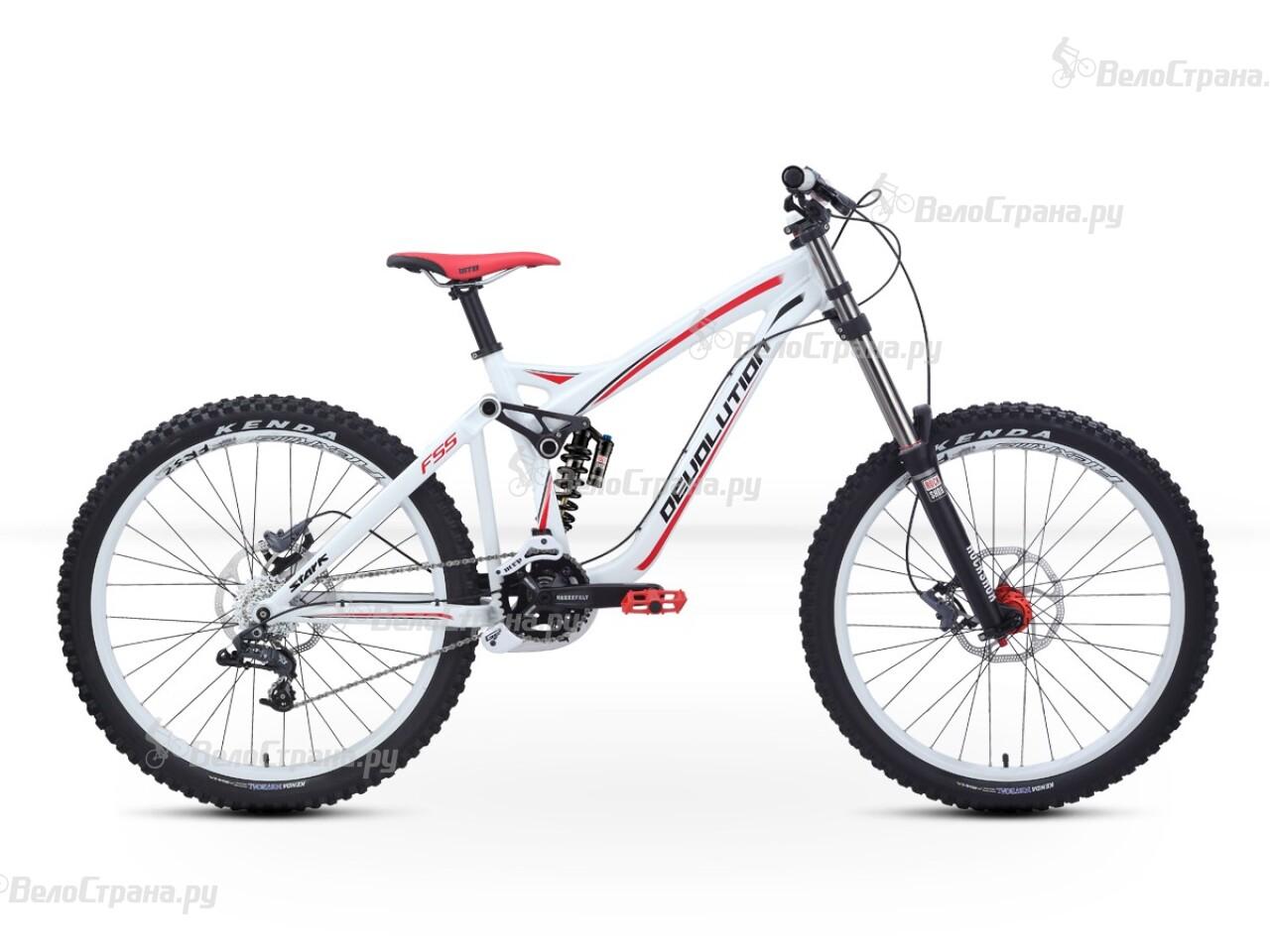 Велосипед Stark Devolution (2013) rockshox domain dual crown 2014