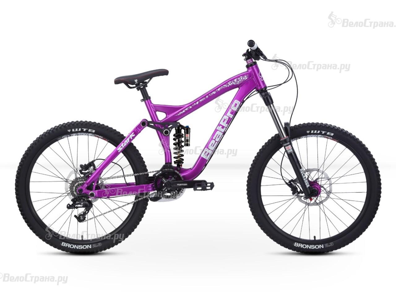 Велосипед Stark Beat Pro (2013) rockshox domain dual crown 2014