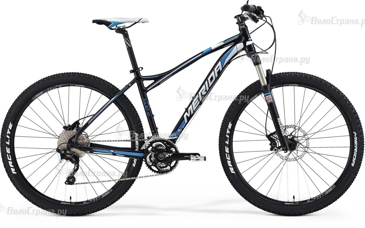 Велосипед Merida Juliet XT-Edition-D (2014) велосипед merida juliet 900 d 2014