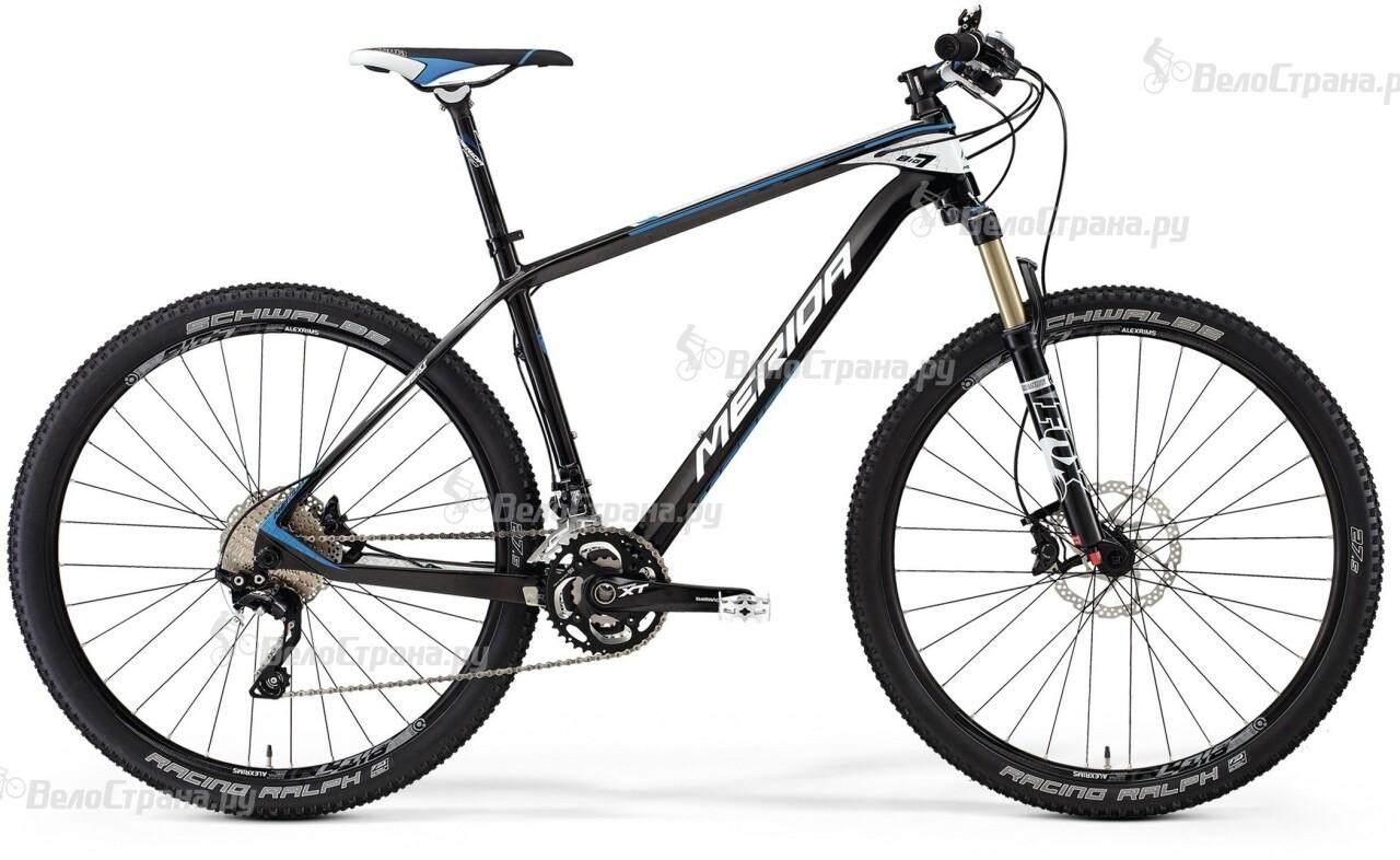 Велосипед Merida Big.Seven CF XT-Edition (2014)